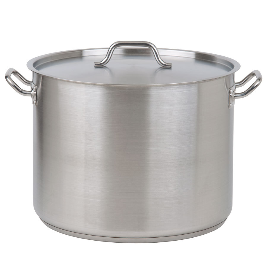 50 Litre Stainless Steel Stockpot Mk Cookware Limited